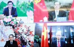 Vietnamese, Chinese Party inspection commissions step up collaboration