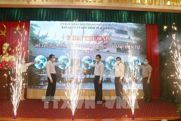 Hai Phong works to better manage economic zones hinh anh 1