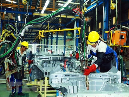 Efforts made to boost supporting industry's growth hinh anh 1