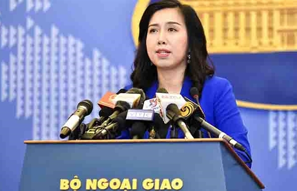 Ministry of Foreign Affairs gives remarks on Chinese film about border conflict with Việt Nam