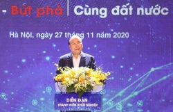 PM pledges better conditions for startups to develop in Vietnam