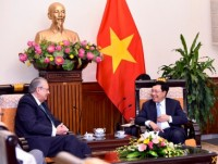 Deputy PM welcomes APEC Vision Group leader