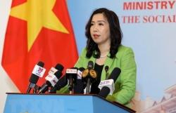 Vietnam supports, guarantees press freedom: says spokesperson