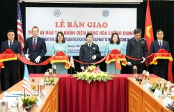 Vietnam Customs receives Commodity Identification Training equipment funded by the US