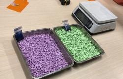 HCM City Customs Department seizes more than 31kg of drugs hidden inside parcel