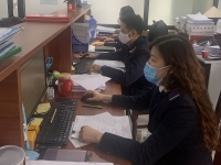Hanoi Customs sees decrease in revenue collection of first quarter, many solutions have been deployed synchronously