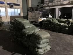 Cao Bang: Temporary seizure of more than 1.8 tonnes of tobacco materials