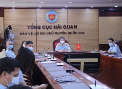 Six groups of customs officials working with international experts on building smart customs