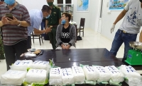 Destroy large drug trafficking lines from Cambodia to Vietnam