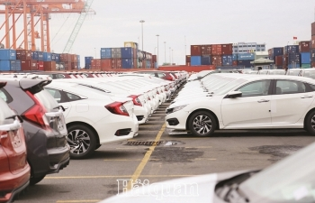 Procedures for import and transfer of cars and motorbikes subject to privileges and immunities