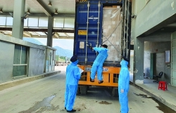 Ha Tinh Customs: Ensure cargo clearance if the pandemic outbreak in the area