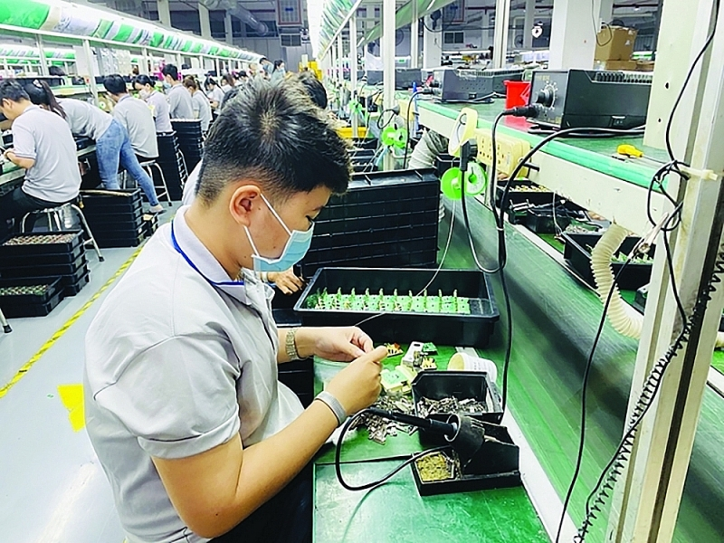 The FDI sector is the key motivation in the export growth of Bình Dương