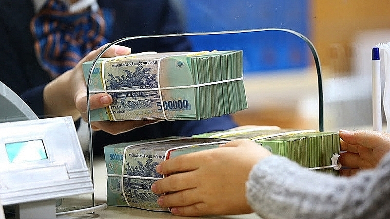 The bank has provided many credit and financial support programs for import-export businesses. Photo: ST