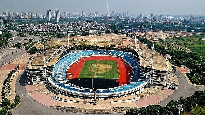 My Dinh National Sports Complex did not fullfil or did not fully nor promptly implement the provisions of the law.