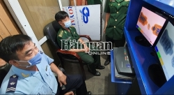 Ha Tinh Customs: Coordinating to solve five cases, seizing a large amount of drugs
