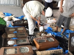 """Customs prosecute an enterprise due to """"selling banned goods"""""""