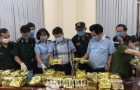 Successfully destroy largest transnational drug trafficking line