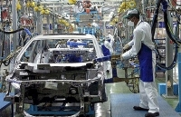 Deadline for paying excise tax for automobiles producing or assembling domestically to be extended