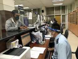 Apply law enforcement for enterprises owing more than VND11 billion in tax