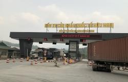 """Lang Son sets up """"green zone"""" at Huu Nghi international border gate"""