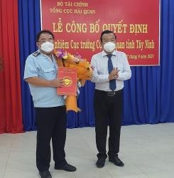 Tay Ninh Customs Department has a new Director