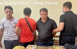 Lao Cai Customs seizes 9kg of drugs