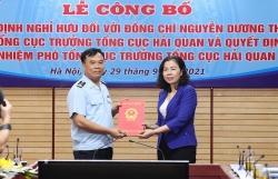Vietnam Customs has new Deputy Director General
