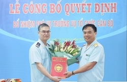 New Deputy Director of Personnel and Organization Department of Vietnam Customs