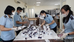 17,000 pills of smuggled medicines for Covid-19 treatment and cancer treatment detected