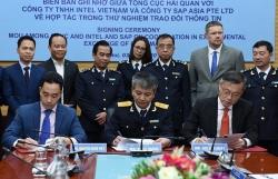 General Department of Vietnam Customs – Intel – SAP coorporate to experiment on information exchange