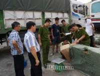 Establish 5 inspection teams in anti-smuggling