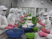 China continue to be potential market for Vietnam's seafood exportation