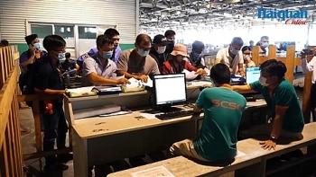 Deploying automated customs supervision at air cargo warehouses at Tan Son Nhat Inernational Airport